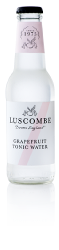 Luscombe Grapefruit Tonic Water 200ml